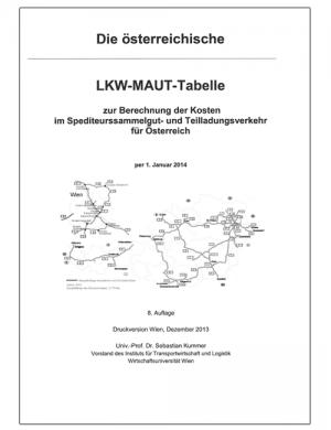 LKW Maut Österreich