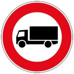 LKW Fahrverbot