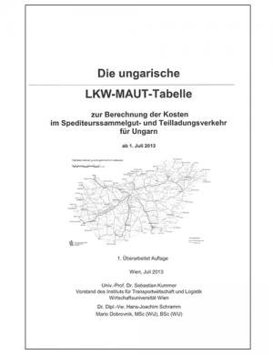 LKW Maut in Ungarn
